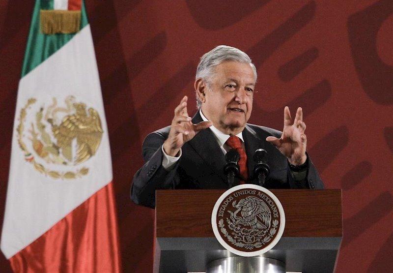 ep presidente de mexico andres manuel lopez obrador