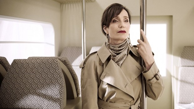 burberry kristin scott thomas