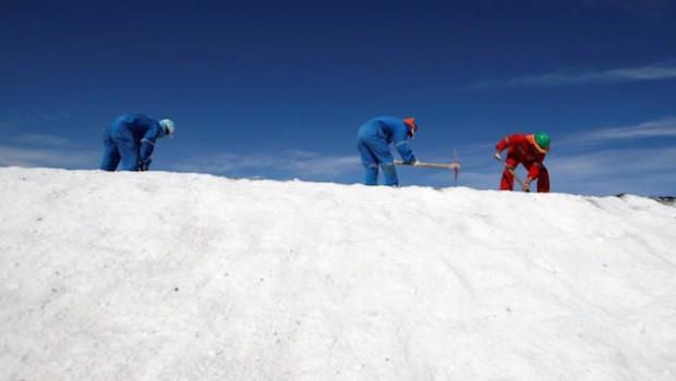 lithium bacanora minerals